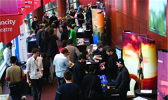 HIGHER LEARNING: VANCOUVER FILM SCHOOL'S GAME DESIGN EXPO 2008