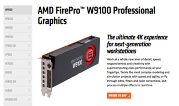 SIGGRAPH 2014: AMD adds to FirePro graphics line-up