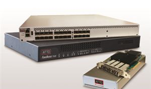 Atto brings storage & networking solutions to IBC