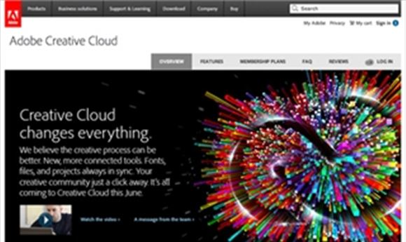 Adobe shifts to cloud with 'CC' releases