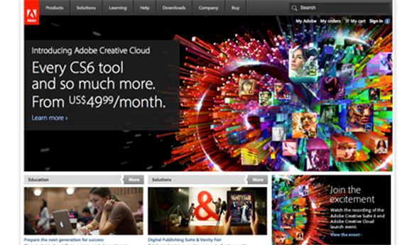 Adobe intros new Creative Cloud subscription