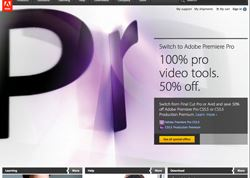 Adobe targets FCP & Avid users with 'Switcher Program'
