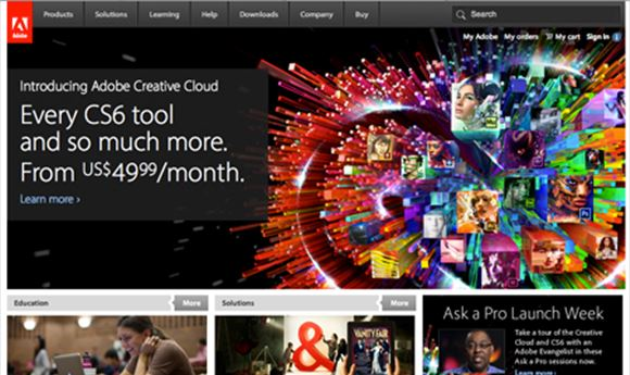 Adobe ships CS6, Creative Cloud coming 5/11