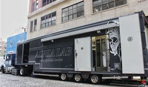 Alpha1 mobile film lab rolls into NYC