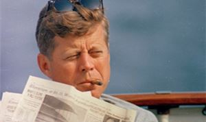AlphaDogs provides post for upcoming 'JFK' doc