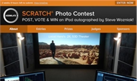 Assimilate offering free trial of Scratch, hosting contest