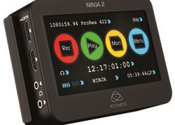 IBC 2012: Atomos showing DSLR field recorders