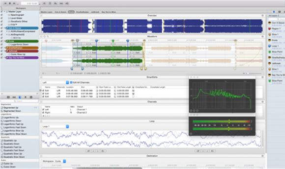 Audiofile releases next-gen sound editor