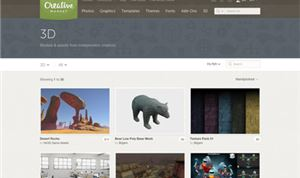 Autodesk shows Max & Maya extensions, launches 3D marketplace