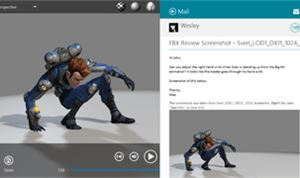 Autodesk introduces FBX Review for OS X & iOS 7