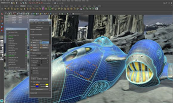 SIGGRAPH 2014: Autodesk debuts extensions for Maya & 3DS Max