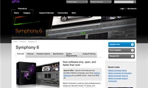 Avid promotion offers savings on Symphony 6