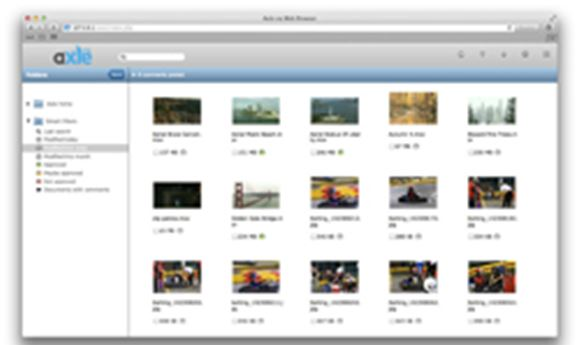 IBC 2012: Axle solution addresses asset management and collaboration