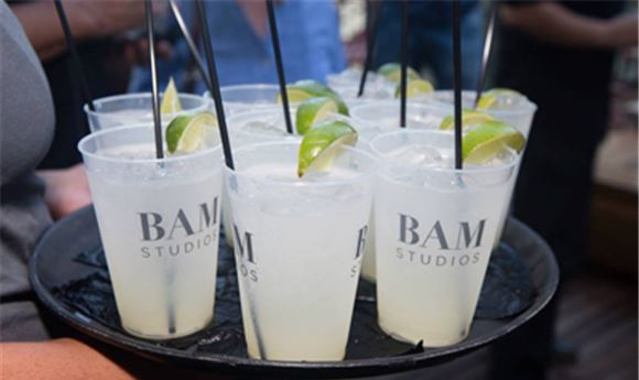 BAM Studios celebrates with summer party