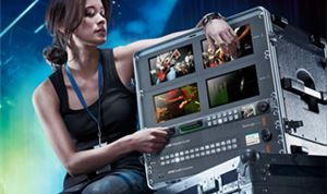IBC 2013: Blackmagic shows Resolve 10, improves SmartScope Duo