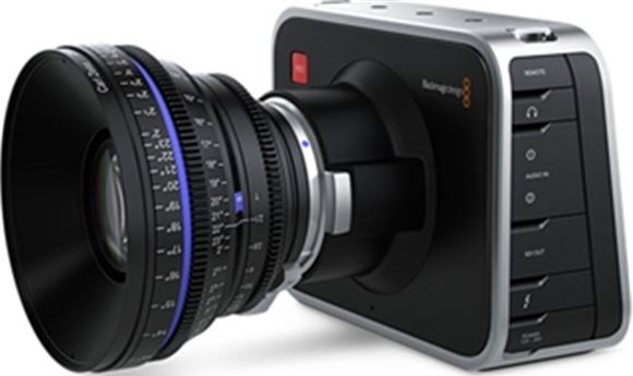 Blackmagic lowers price on Cinema Camera