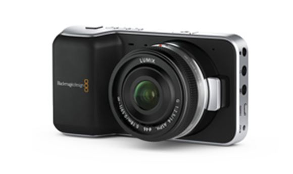 NAB 2013: Blackmagic shows Pocket Cinema Camera