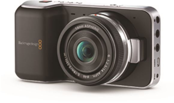 Blackmagic's 'Summer Special' slashes price of Pocket Cinema Camera