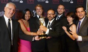 DMJ contributes to Emmy winner, 'Born to Explore'