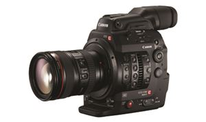 Canon previews C300 Mark II
