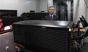 Christie delivers 60K lumens laser projector