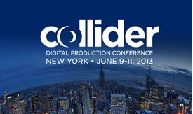 Collider conference in NYC targets VFX & animation pros