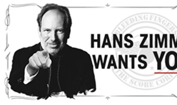 'Hans Zimmer' contest looks for next top composer