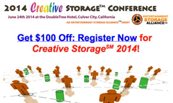 Creative Storage Conference keynote will have cloud focus