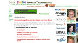 Zoic engineering head to speak at Creative Storage Conference
