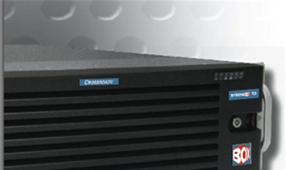 NAB 2013: Crossroads improves StrongBox NAS solution