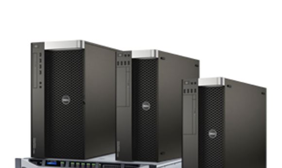 SIGGRAPH 2014: Dell shows new tower & rack workstations