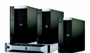 Dell ships new Precision workstation line