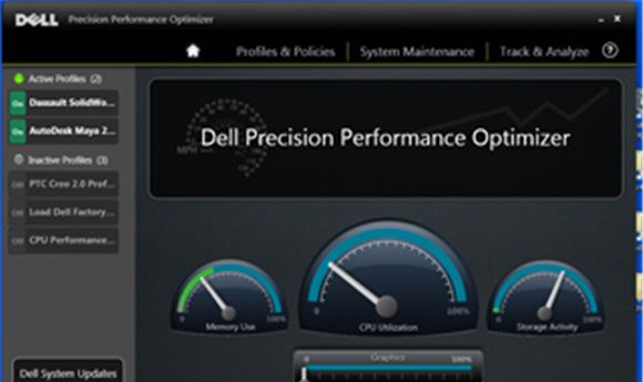 NAB 2013: New Dell software optimizes Precision workstation line
