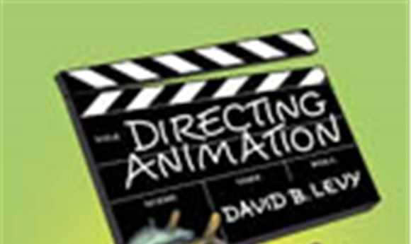 New book offers pointers to animation directors