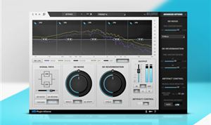 Accusonus plug-in simultaneously removes noise & reverb