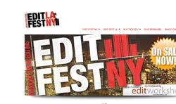 EditFest kicks off tonight in NYC