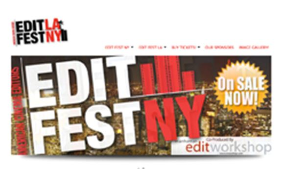EditFest NY set for June 10-11