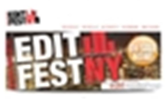 EditFest NY 2012 taking place this weekend