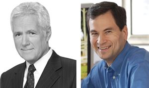 Alex Trebek & David Pogue to host 'tech' Emmys