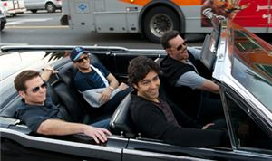 Artemple-Hollywood completes 150 VFX for 'Entourage'