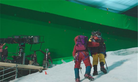 One of Us details 'Everest' VFX work