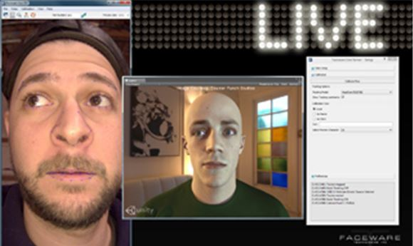 SIGGRAPH 2014: Faceware releases realtime facial mocap solution