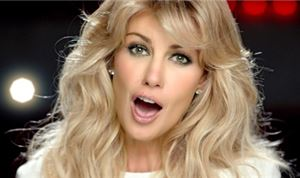 Filmworkers cuts & colors Faith Hill's latest video