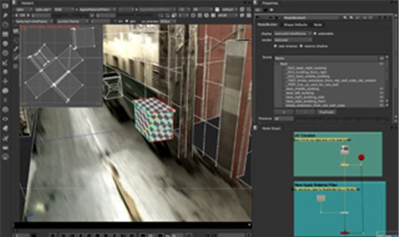 IBC 2013: The Foundry previews Nuke 8