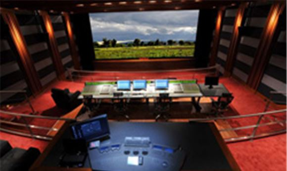 Focux-Fox Opens Large DI/Mixing Theatre