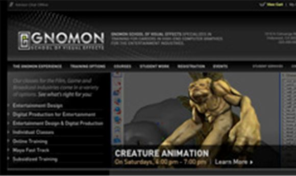 Gnomon to offer 'Stan Winston' character training