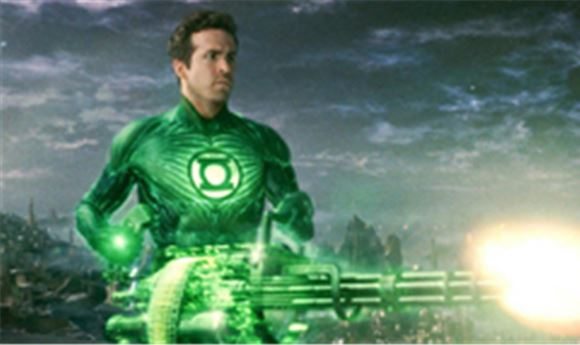 Creating the sound of 'Green Lantern'