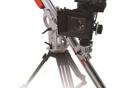 HD-DC Slider aimed at Arri's Alexa