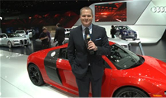 HIT employs Titanium8 for NBC Sports' Auto Show coverage