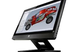 First Look: HP's all-in-one Z1 workstation